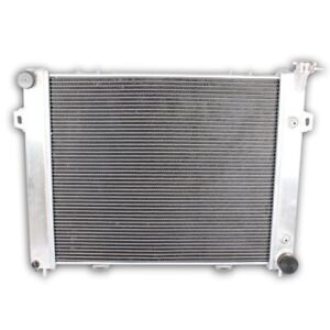 2 row Radiator For 1993 1998 Jeep Grand Cherokee 5 2l V8 L6 4 0l Automatic