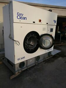 Easy Clean Ec600 Hydrocarbon Dry Cleaning Machine