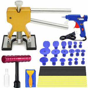 Automotive Car Body Paintless Dent Ding Removal Repair Tools Puller Lifter Kit