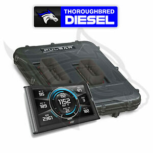 Edge Pulsar With Insight Monitor For 2017 2019 Gm Chevrolet 6 6l Duramax L5p