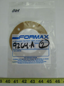 Formax Provisur Meat Patty Mold Machine Replacement Part Gaskets 9264 a Skud24