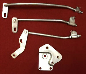 Factory 4 Spd Linkage Set 1970 1971 Camaro Firebird Saginaw Tranny
