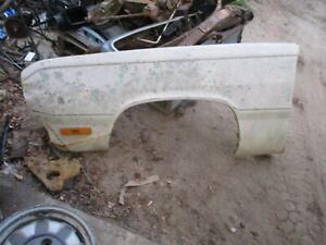 73 74 75 76 Duster Scamp Left Drivers Fender Oem Solid Straight Free Us Shipping