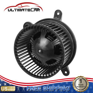 Ac A c Heater Blower Motor W Fan Cage For 97 01 Jeep Cherokee 99 01 Wrangler