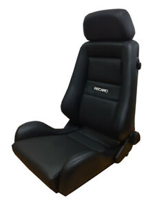 Upholstery Only Recaro Lx B Seat Eco Leather New 2 Seats