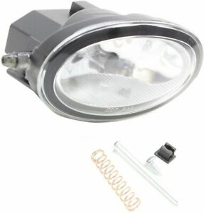 Clear Lens Fog Light For 98 07 Honda Accord Rh Capa Glass Lens W Bulb