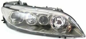 Headlight For 2003 2005 Mazda 6 Passenger Side