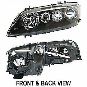 Headlight For 2006 2008 Mazda 6 Driver Side