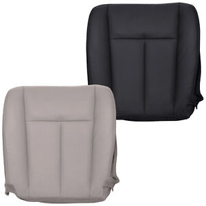 2009 2011 Ford Expedition Limited Driver Bottom Perforated Leather Seat Cover