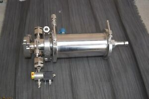Unbranded Small Stainless Steel Jacketed Reactor Flo