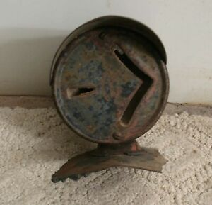 A77 Vintage Rat Rod Truck Arrow Turning Signal Light With One Way Visor 4