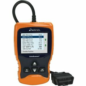 Bosch Actron Cp9670 Autoscanner Live Data Code Reader 1996 Up Obd Ii And Can Abs