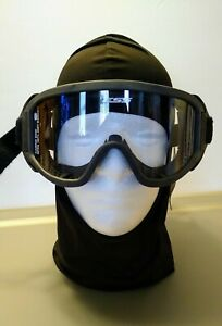 Msa S550p Cairns Ess Clear Firefighter Goggle For Fire And Rescue Helmets New