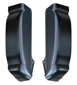 Pair Of Cab Corners For 1999 2006 Chevy Silverado Gmc Sierra Extended Cab 4 Door