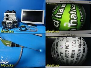 2015 Depuy Synthes Arthroscopy Sys W Stryker 30 Scope Fms Vue shaver 20872