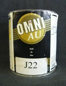 Ppg Omni Au Paint Tint J22 Gold 1 Gallon
