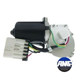 New Windshield Wiper Motor For All Volvo Semis Vn Series Wpm8025