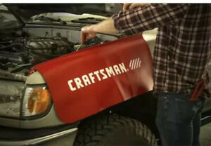Craftsman Cmmt14184 Red Fender Cover Made In The Usa