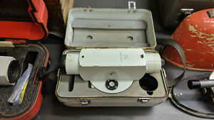 Teledyne Gurley Auto Level W Hard Case Surveying Instrument
