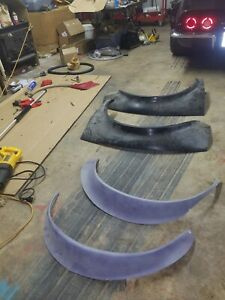 C3 Corvette Fender Flares Front And Rear Used