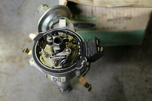 Ford Courier 1972 74 Ignition Distributor Dual Point