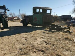 1934 Ford Pickup Cab And Bed Rat Rod Hot Rod Parts