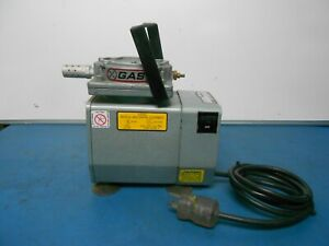 Gast Dol 101 aa Vac pac 115v 4 2a Hp 1 8 Vacuum Pump For Medical Dental