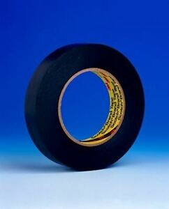 3m Black Marking Tape 1 2 In Width X 10 4 Mil Thick 03149 price Is Per Case