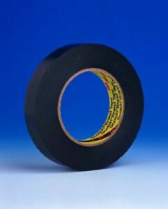 3m Black Marking Tape 1 1 2 In Width X 10 4 Mil Thick 03152 price Is Per Ca