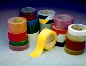 3m Black Marking Tape 3 In Width X 10 4 Mil Thick 03153 price Is Per Case
