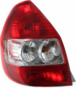 Tail Light For 2007 2008 Honda Fit Driver Side