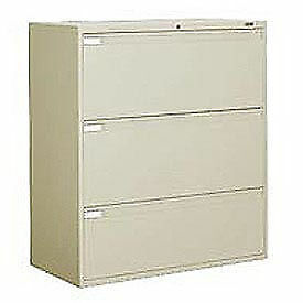 Global 36 w 3 Drawer Binder Lateral File Putty 9336 p 3f1hdpt