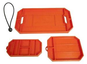 Grypmat Tp3 4 piece Tool Tray Set new In Box Free Shipping