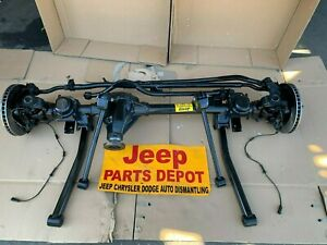 2007 2018 Jeep Wrangler Jk Front Differential Dana 30 3 21 Ratio Axle Oem Mopar