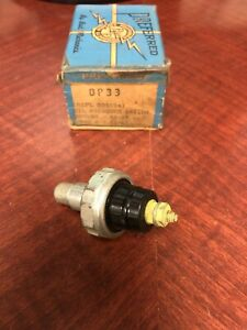 Nors Oil Pressure Switch 1948 1955 Hudson Nash Rambler 808574 Op 33