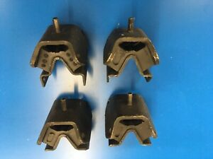Jaguar Rear Subframe Mounts E Type S Type 420 Early Xj6