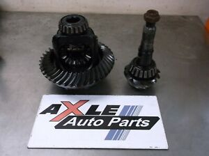 82 03 10 Bolt S10 S15 7 5 Differential Diff 4 10 Gears Loaded Open Carrier 28spl