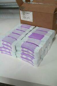 20 000x Purple Money Bands 2000 Twenties Currency Strap Self Adhesive Quik Stik