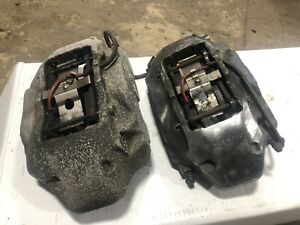 Brembo Touareg Front Calipers Vw Audi Porsche Pads Included