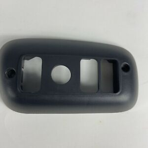 2002 2006 Dodge Ram Driver 4 Button Power Seat Switch Plate Cover Panel Lumbar