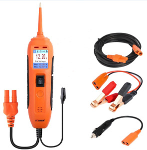 12v 30v Automotive Circuit Tester Digital Multimeter On board Battery Maintenanc
