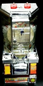 Basketball Candy Coin Shooter Vending Machine Play And Score