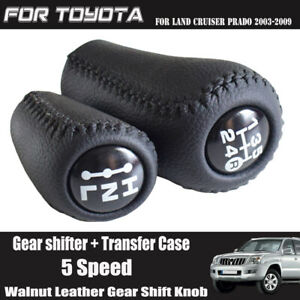Transmission Transfer Gear Shift Knob For Toyota Prado Lc120 Land Cruiser Prado