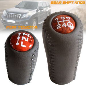 For Toyota Prado Lc120 Land Cruiser Transmission Transfer Gear Shift Knob Lever