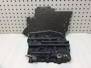 Th 200 4r Gm Transmission Valve Body With Cover Plate Free Priority Shipping