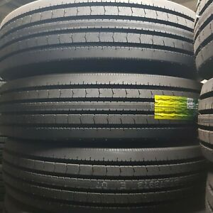 4 Tires Road Crew Tbb 11r24 5 16 Ply Ktx747 Steer All Position 11245 Lr H