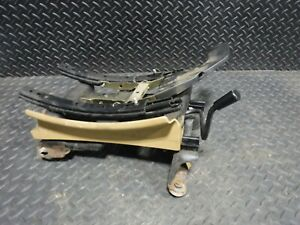 Jeep Cherokee Xj 1984 1996 Right Front Passenger Seat Bracket W Slider Curved