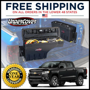 Undercover Swing Case Truck Bed Storage For 2015 2020 Colorado Canyon