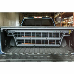 Roll n lock Cargo Manager Rolling Truck Bed Divider Fits For 07 2020 Tundra