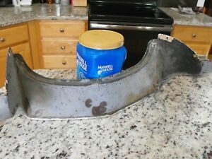 1933 34 Ford Pickup Fiberglass Front Splash Apron Used